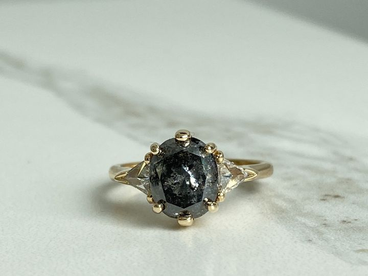Tmx 2 75ct Natural Black Diamond Bea Three Stone Ring 51 1988169 160462044846942 West Hollywood, CA wedding jewelry