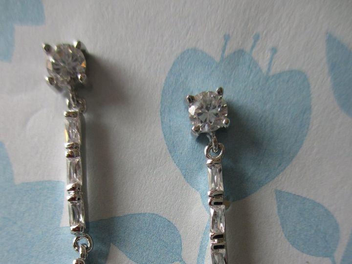 Tmx 1339789211407 SBBONEARRINGS061 Boonton wedding jewelry