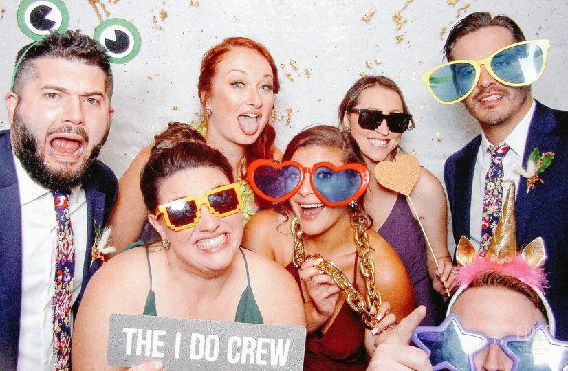 The I Do crew!