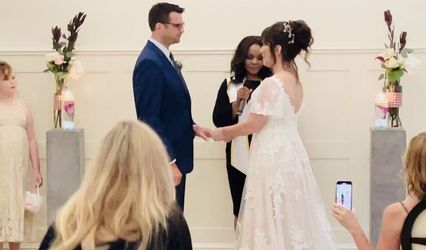 Margaret Johnson Wedding Officiant/Sivad LLC