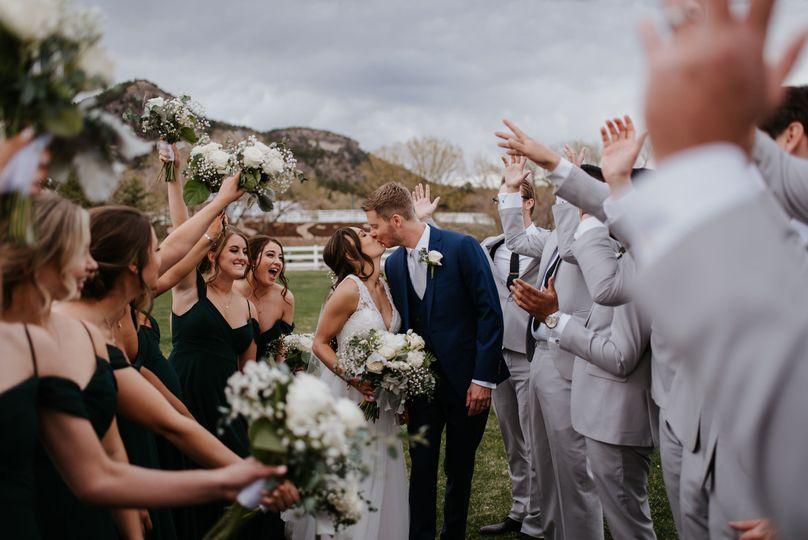 A&C Wedding/PC: Molly Margaret
