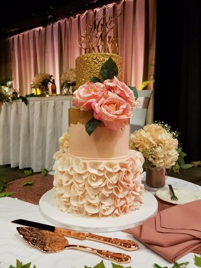 A cake fit for a princess