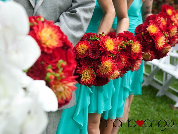 Tmx 1376660096081 Sunkengardenswedding19 Saint Petersburg wedding florist