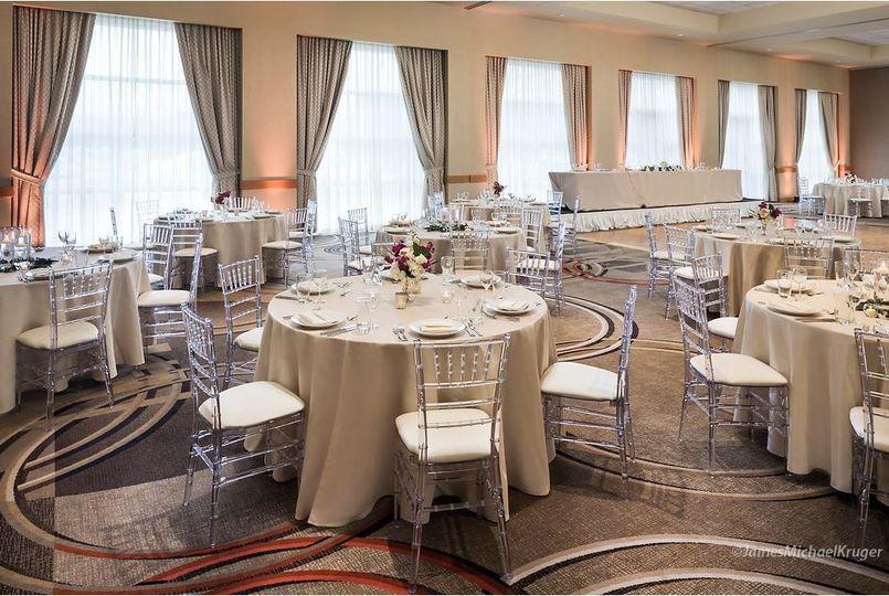 Ballroom - daytime