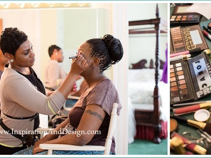 Tmx 1426092224026 Bridal Makeup In Action Charlotte wedding beauty