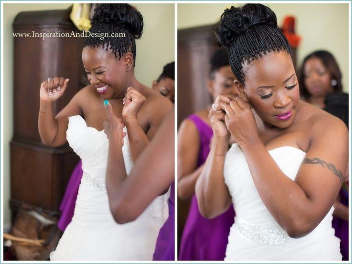 Tmx 1426092242712 Bride Happy Charlotte wedding beauty