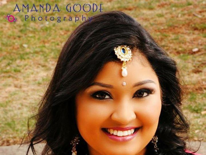 Tmx 1426092264346 Indian Bride Charlotte wedding beauty