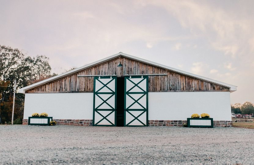 Circle M Farm barn