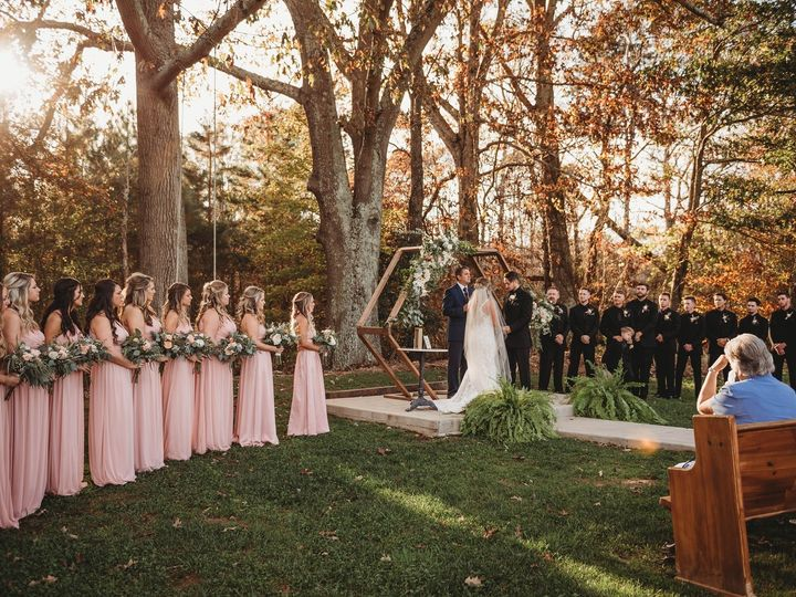 Tmx Ceremony 2 51 950269 160935451524165 Lincolnton, NC wedding venue
