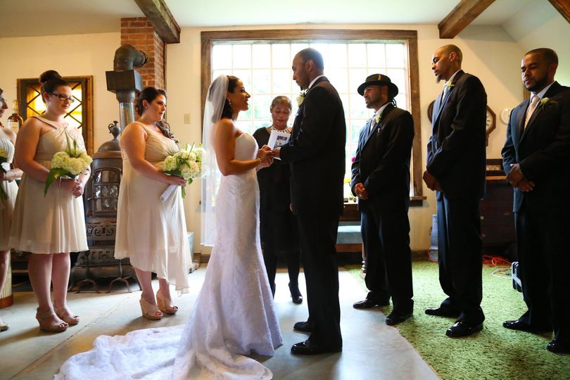 Rachel & Mario wedding