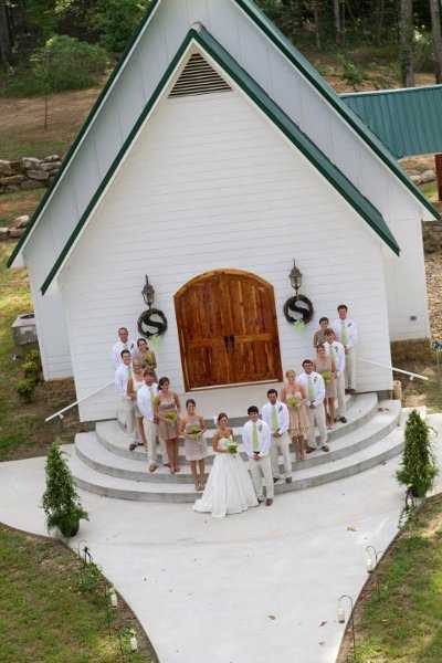 Lazy G Wedding Chapel & Cabin Rentals