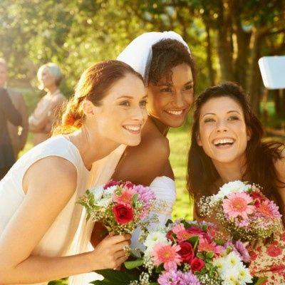 Bride & BFF's