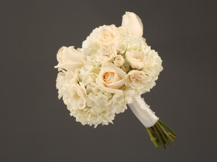 Tmx 1467150642774 9933 Mixed White Rose  Hydrangea Sv Dearborn, MI wedding florist