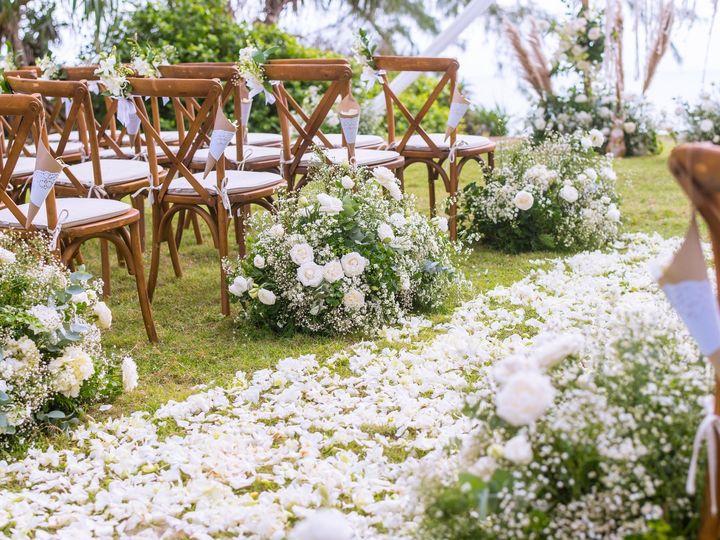 Tmx Wedding Ceremony Arch Decorated With Flowers 1171059095 3872x2576 51 932269 159131721250707 Santa Rosa, CA wedding florist