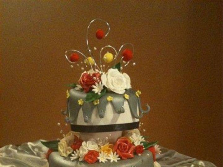 Tmx 1284746147509 Whimsy Vancouver wedding cake