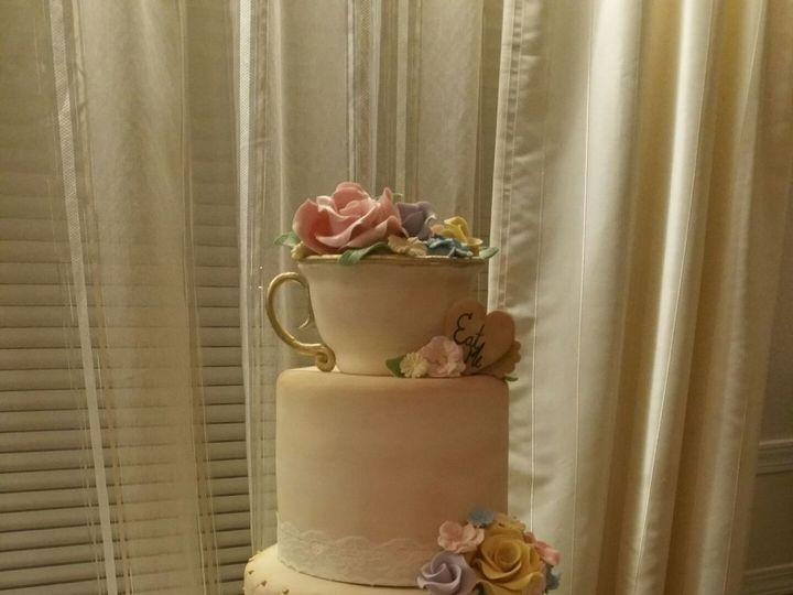 Tmx 1509564845577 Img0604 Vancouver wedding cake