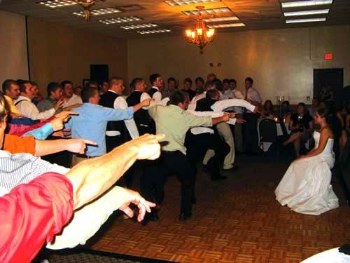 Tmx 1299000672229 Pointingatbride Ames, IA wedding dj