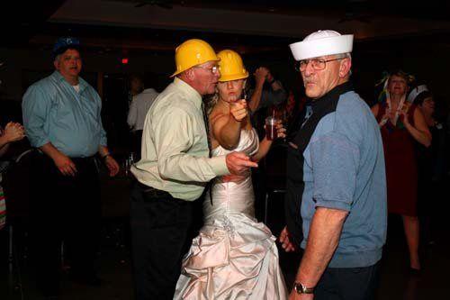Tmx 1299000673136 Pointingbrideandoldguys Ames, IA wedding dj