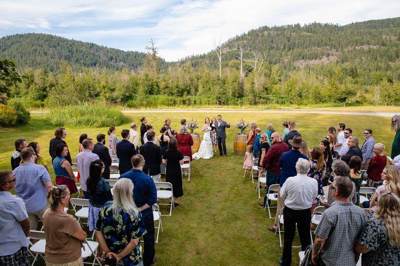 Mountain View Ceremony