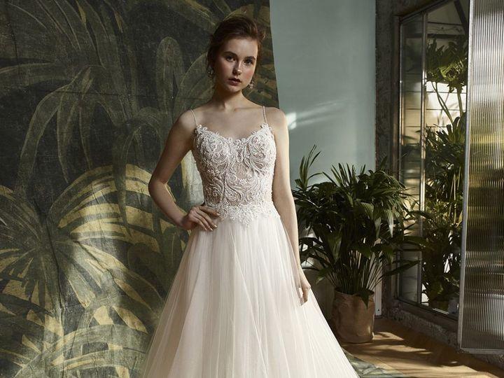 Tmx 1507665631676 Katie F McHenry, IL wedding dress