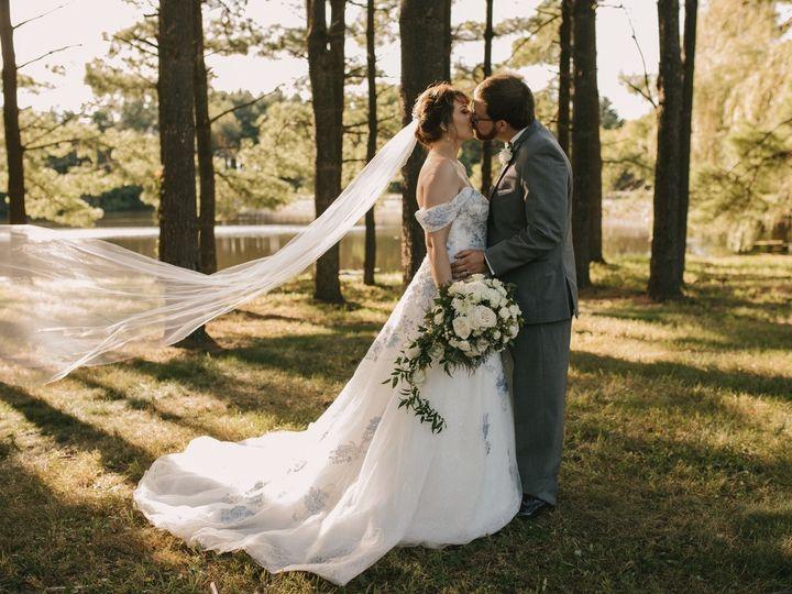 Tmx Veil In Air 51 23269 158869570451336 McHenry, IL wedding dress