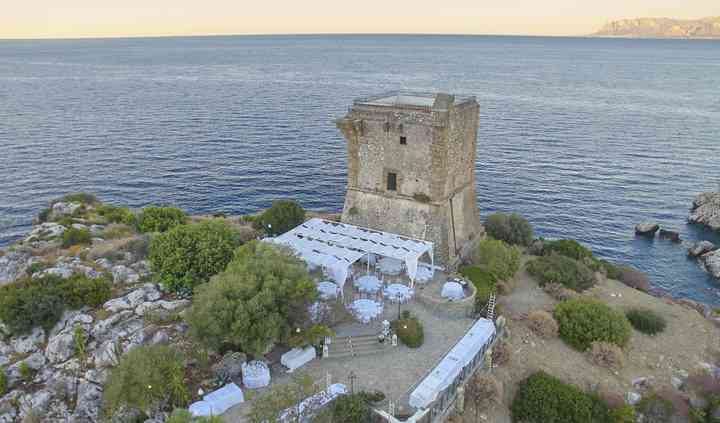 Torre di Scopello