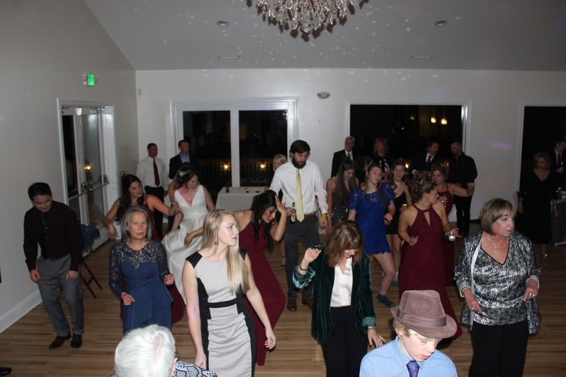 Lively Dance floor