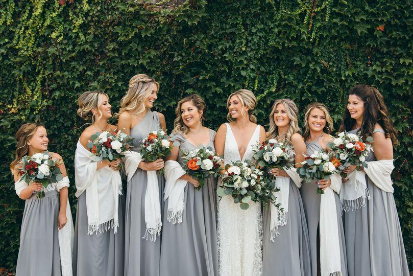 Wisconsin Wedding Florals