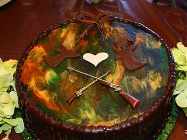 Tmx 1481591280818 Joshs Groom Cake Kenosha wedding cake