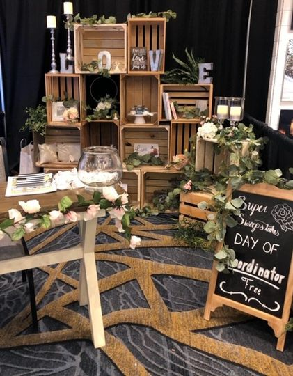 Booth @ Wedding Expo