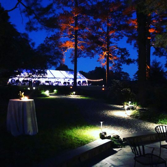 Tent and area lighting