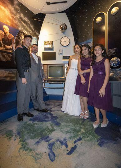 Houbolt Space Exhibit