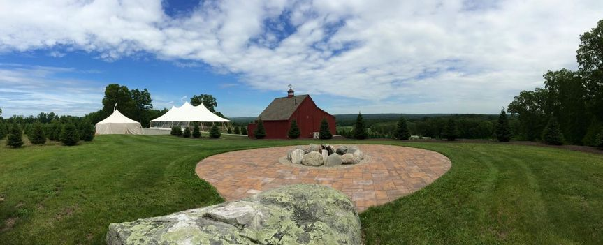 The Overlook at Geer Tree Farm grounds