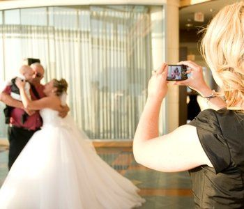 Your wedding day can be hectic, to say the least. View your special day from the perspectives of...