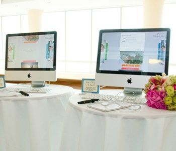 The standard package comes with two event kiosks, a guestbook album, a usb drive with all your...