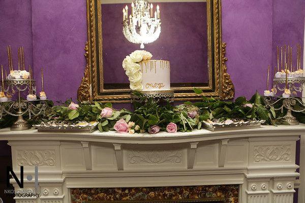 Fireplace decoration