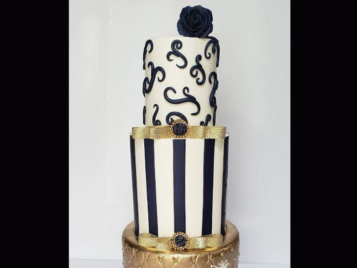 Tmx Wedding Cake 2 51 420369 158275103891668 Raeford wedding cake