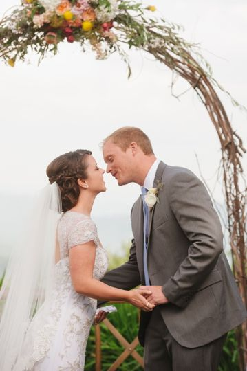 Newlyweds - jennie andrews photography