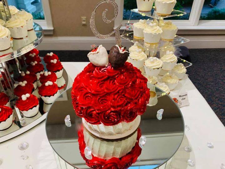 Tmx Cbc Wedding1 51 1980369 159660099363663 Saint Louis, MO wedding cake