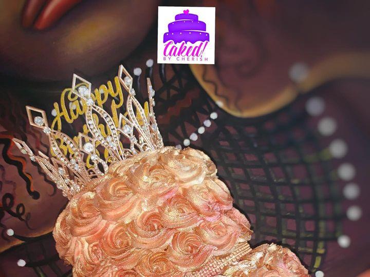 Tmx Royal Rose 51 1980369 160429179298457 Saint Louis, MO wedding cake