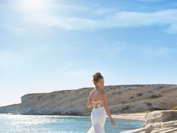 Tmx Santorini Back 51 1369 160246742721565 Corona Del Mar, CA wedding dress