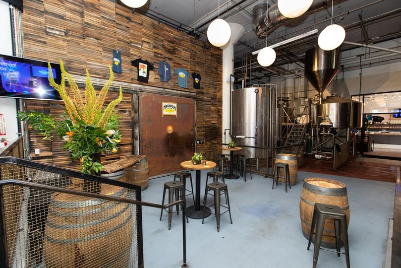Brewers Deck