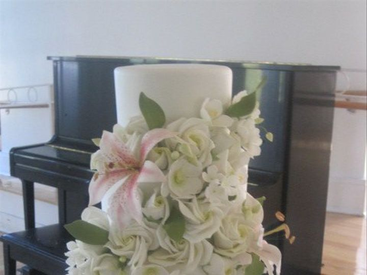 Tmx 1358927575708 Picture138 Brooklyn wedding cake