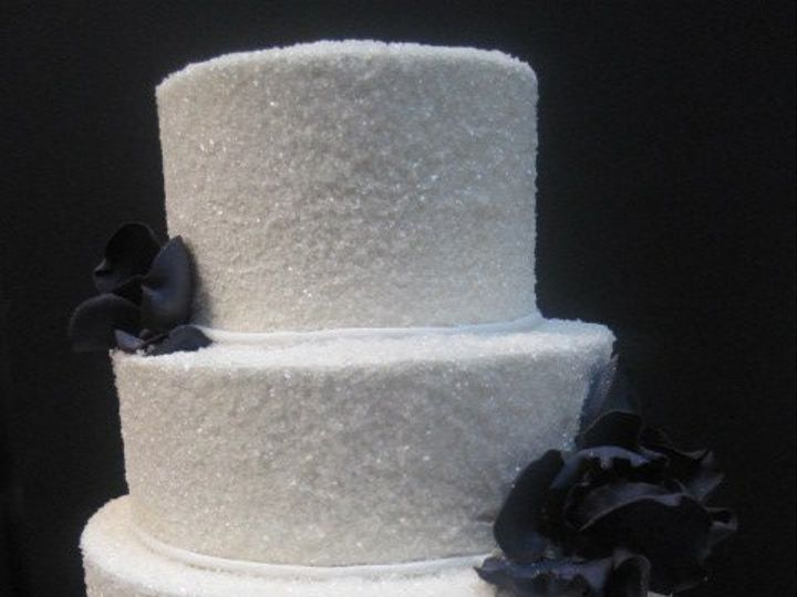 Tmx 1358927640930 Picture185 Brooklyn wedding cake