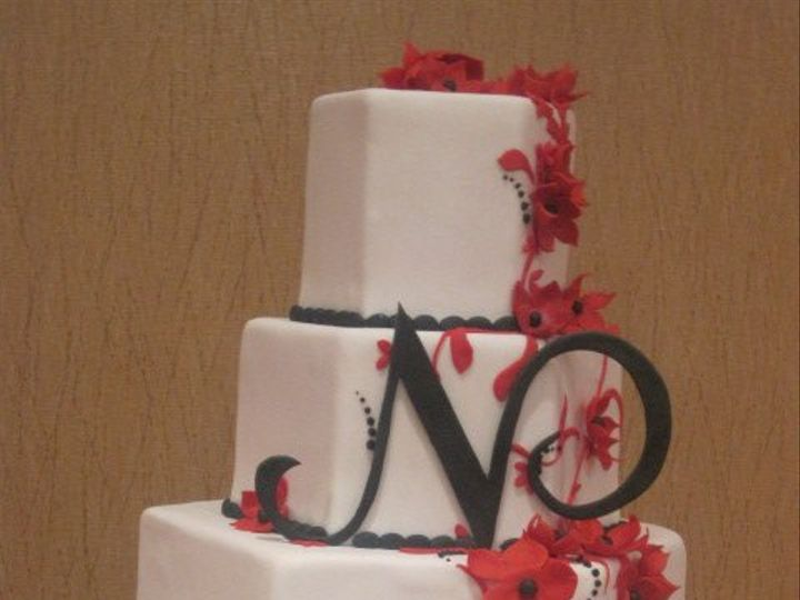 Tmx 1358927886531 Picture288 Brooklyn wedding cake