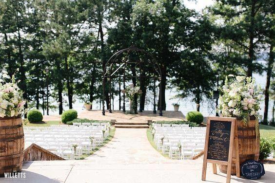 Tmx 1524855269 4177cdf625940115 1524855268 290c484e0b9d62c2 1524855252535 5 Wine Barrels Buford, Georgia wedding venue