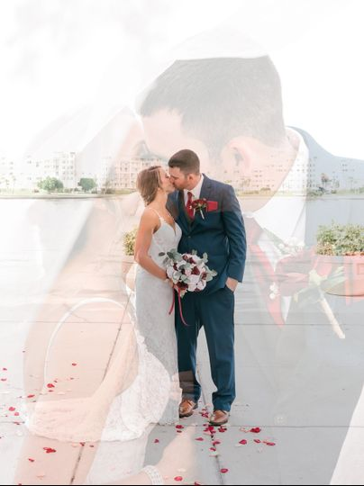 St. Petersburg Summer Wedding