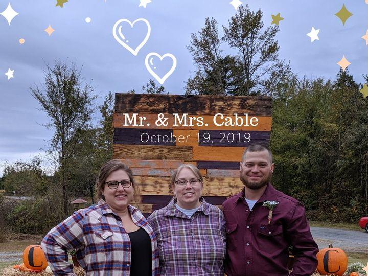 Tmx Mr Mrs Cable 51 1074369 158982272339464 Lexington, NC wedding dj