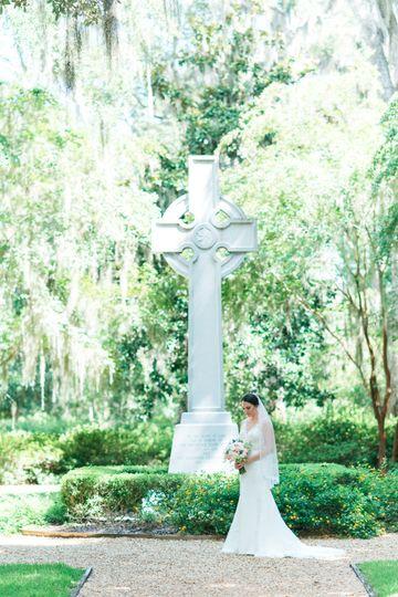 St simons island wedding