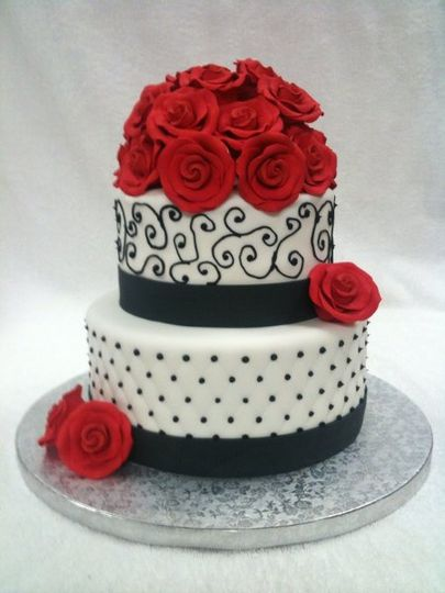 Specialty Cakes by Kelli Wedding Cake Meridian MS WeddingWire
